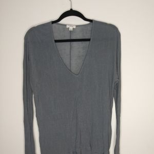 Wilfred V-neck Longsleeve Top Size XS